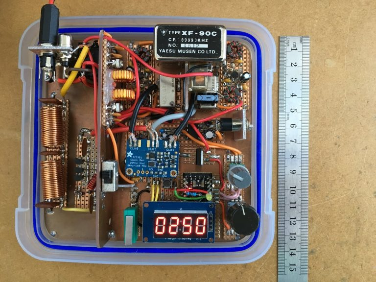 Homebrew Transceiver